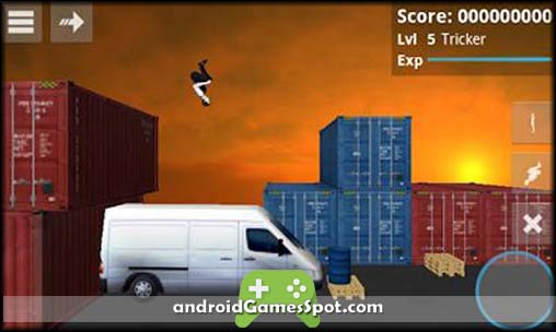 Backflip Madness free games for android