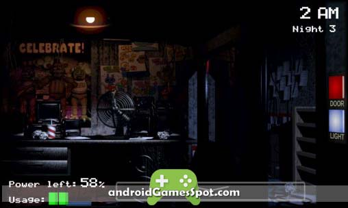 Five Nights at Freddy's free games for android