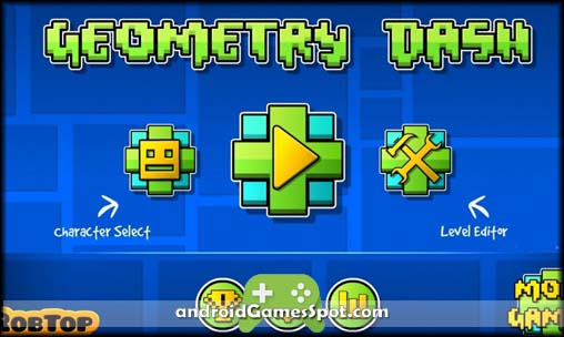 Geometry Dash android games free downloadGeometry Dash android games free download