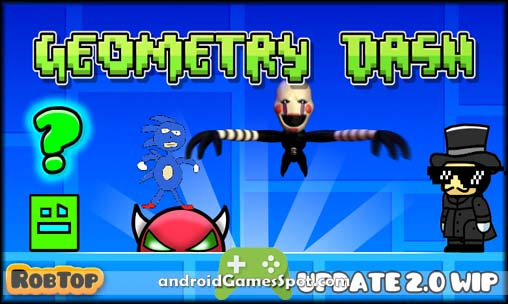 Geometry Dash free android games
