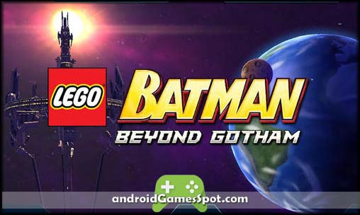 LEGO Batman Beyond Gotham free android games