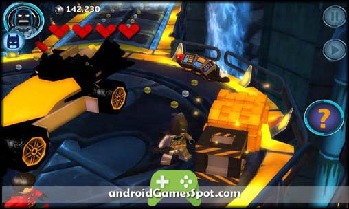 LEGO Batman Beyond Gotham free games for android