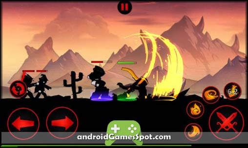 League of Stickman-Samurai free android games