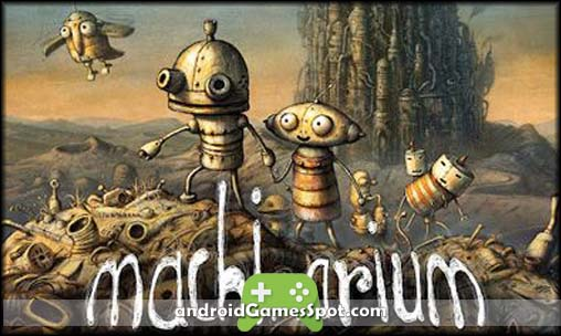 Machinarium android games free download