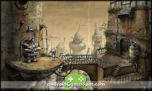 Machinarium free android games