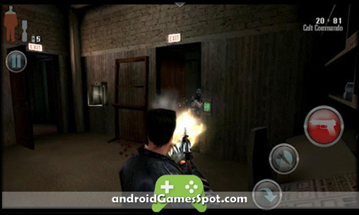 Max Payne Mobile free games for android