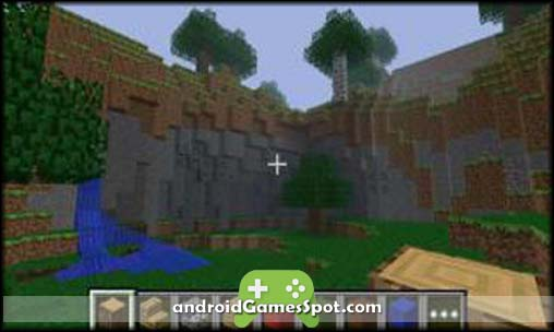 Minecraft Pocket Edition free android games