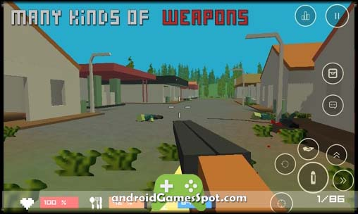 Pixel Z-Unturned android games free download