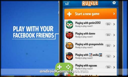 Ruzzle game free download