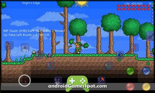 Terraria free games for android