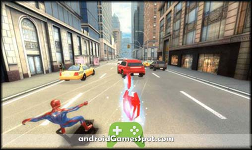 The Amazing Spider-Man 2 free android games