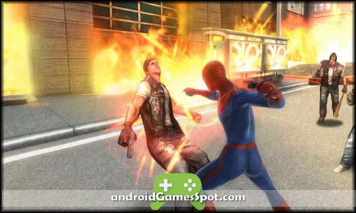 The Amazing Spider-Man 2 free games for android