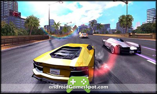 ASPHALT 7 HEAT game apk free download