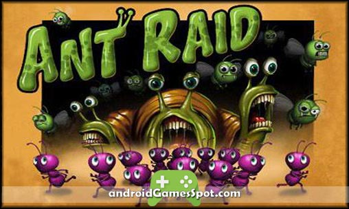 Ant Raid free android games apk download