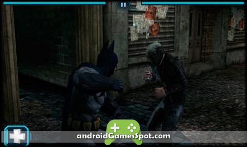 BATMAN ARKHAM CITY LOCKDOWN apk free download