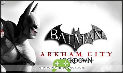 BATMAN ARKHAM CITY LOCKDOWN Android APK Free Download