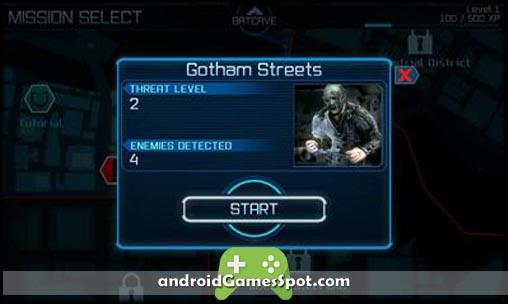 BATMAN ARKHAM CITY LOCKDOWN game apk free download