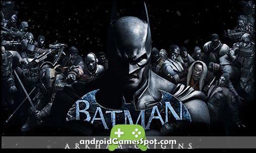 BATMAN ARKHAM ORIGINS Android APK Free Download