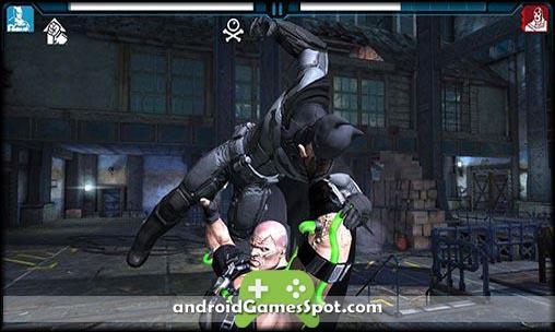 BATMAN ARKHAM ORIGINS free games for android apk download