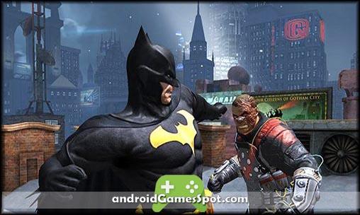 BATMAN ARKHAM ORIGINS game apk free download