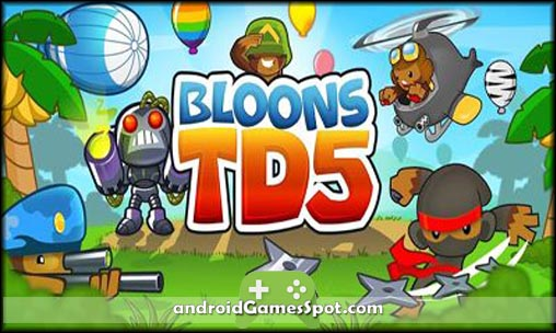 BLOONS TD 5 free android games apk download