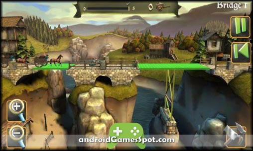 Bridge Constructor Medieval android apk free download
