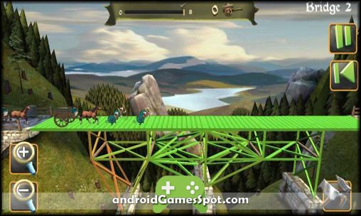 Bridge Constructor Medieval game apk free download