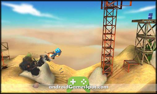 Bridge Constructor Stunts android apk free download