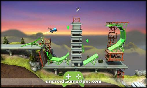Bridge Constructor Stunts free android games apk download