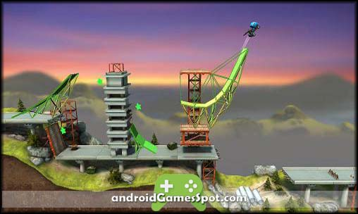 Bridge Constructor Stunts free games for android apk download