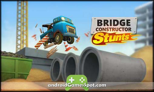 Bridge Constructor Stunts game apk free download