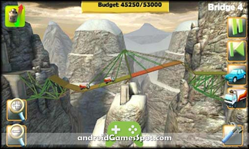 Bridge Constructor free games for android apk download