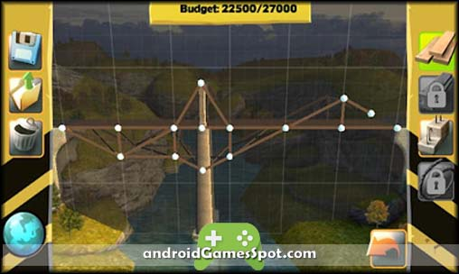 Bridge Constructor game apk free download