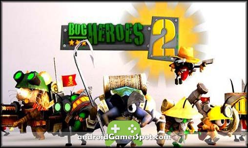 Bug Heroes 2 android apk free download