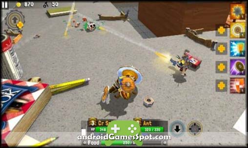 Bug Heroes 2 free android games apk download