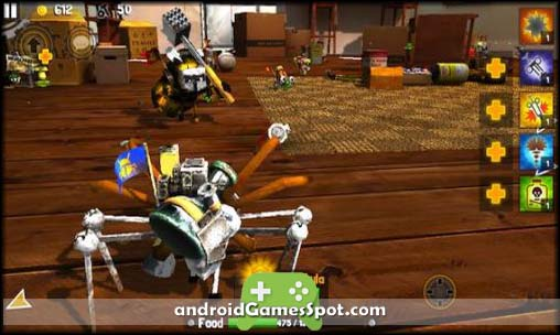 Bug Heroes 2 free games for android apk download