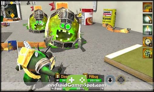 Bug Heroes 2 game apk free download