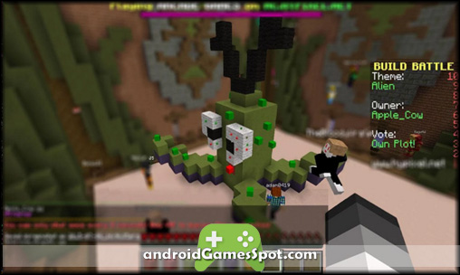 Build Battle Mini game free android games