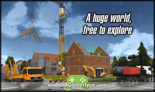 CONSTRUCTION SIMULATOR 2014 free games for android apk download