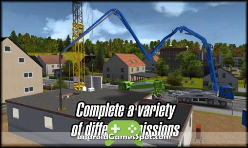 CONSTRUCTION SIMULATOR 2014 game apk free download