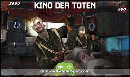 Call of Duty Black Ops Zombies android apk free download