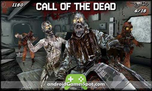 Call of Duty Black Ops Zombies free android games apk download