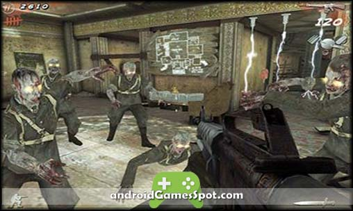 Call of Duty Black Ops Zombies free games for android apk download