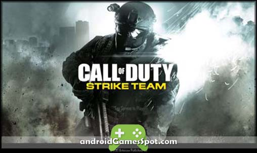 call of duty strike team google play