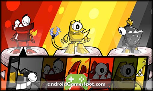Calling All Mixels free android games apk download
