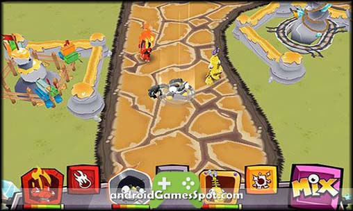Calling All Mixels free games for android apk download