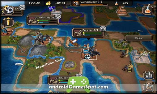 Civilization Revolution 2 android apk free download