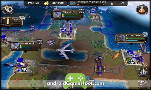 Civilization Revolution 2 free android games apk download