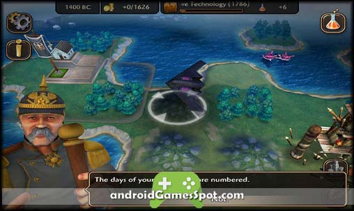 Civilization Revolution 2 free games for android apk download