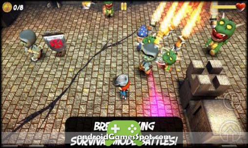 Clash of Puppets hack n slash android apk free download
